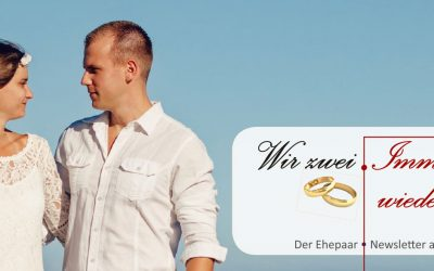Ehepaar-Newsletter erschienen